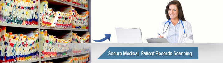 Medical Records Scanning Company in Fremont, San Francisco Bay Area, California