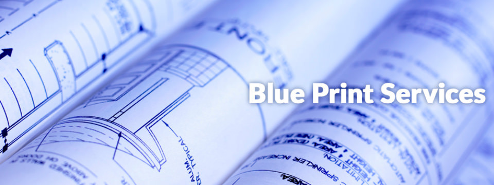 Blueprint Archiving Services in Fremont, San Francisco Bay Area, California
