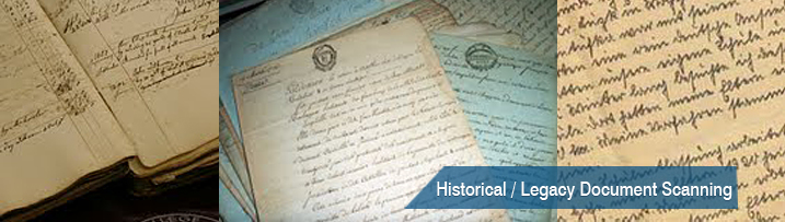 Genealogy Digitizing Services