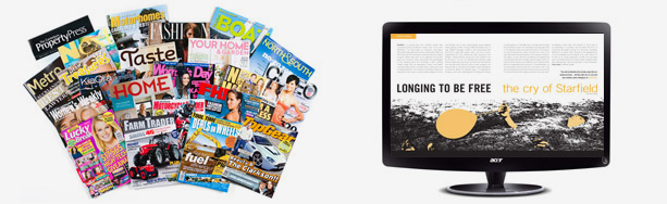 Magazine Digitizing Services in Fremont, San Francisco Bay Area, California