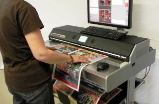 Newspaper Archiving Service